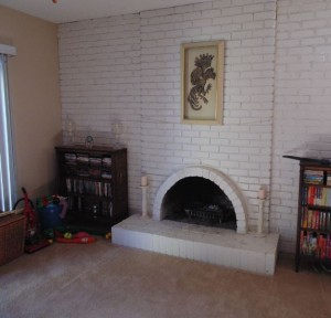 Carmona Family Room Fireplace